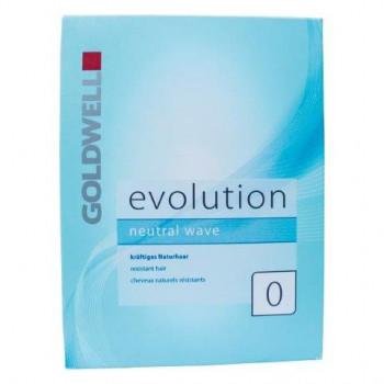 Goldwell Evolution Dauerwell-Set 0 kräftiges Naturhaar