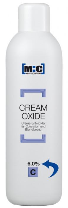 M:C Cream Oxidant 6.0 % C Creme-Entwickler 1000 ml