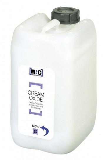 M:C Cream Oxidant 6.0 % C Creme-Entwickler 5000 ml