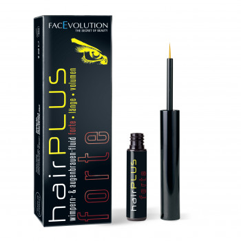 Hairplus Facevolution FORTE Wimpernserum und Augenbrauenserum 2 ml