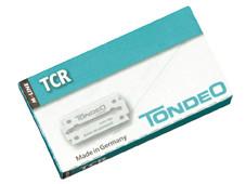 Tondeo Sifter Messer TM Ersatzklingen TCR (10 Stück)