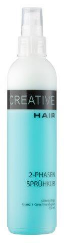 Creative Hair 2-Phasen Sprühkur Glanz + Geschmeidigkeit 250 ml