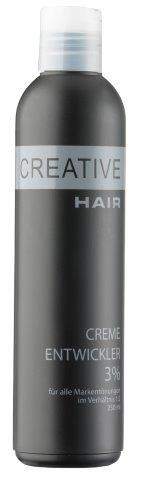 Creative Hair Creme Entwickler 3 % 250 ml
