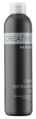 Creative Hair Creme Entwickler 4 % 250 ml