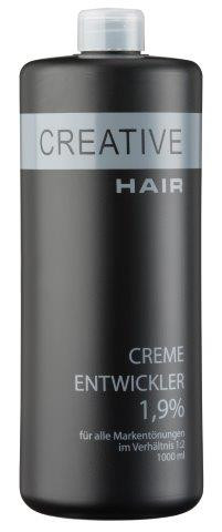 Creative Hair Creme Entwickler 1,9 % 1000 ml