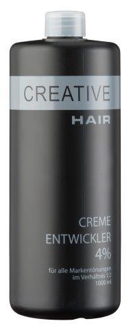 Creative Hair Creme Entwickler 4 % 1000 ml