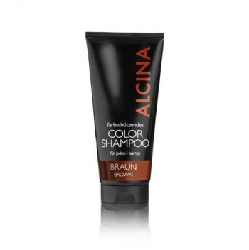 Alcina Color-Shampoo Braun 200 ml