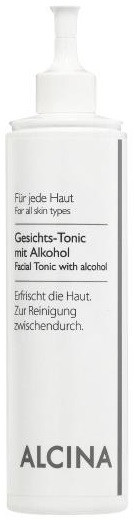 Alcina B Gesichtstonic mit Alkohol 200 ml