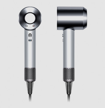 Dyson Supersonic Haartrockner Professional Edition Silber/Nickel
