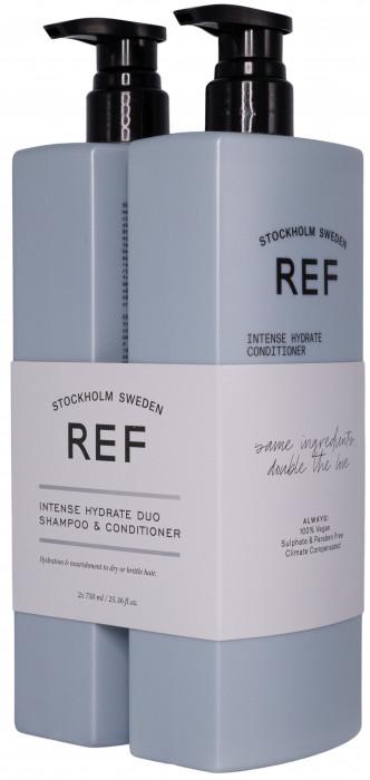 REF Intense Hydrate Duo Shampoo & Conditioner 750 ml