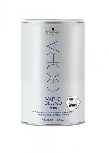 Schwarzkopf Igora Vario Blond Plus Strong Bonds Powder Lightener 450 g