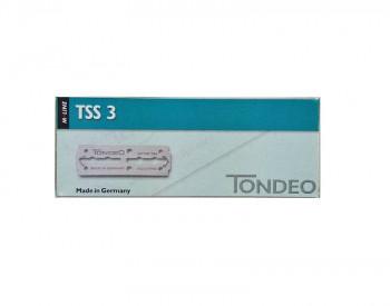 Tondeo Sifter Ersatzklingen Tss3 1 x 10 Stück