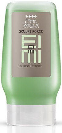 Wella EIMI Sculpt Force Flubber Gel extra stark 125 ml