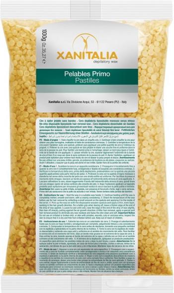 XanitaliaPro Filmwachs Brasilian System Honig 1000 g