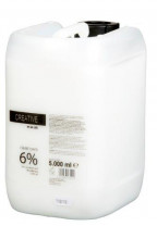 Creative Hair Creme Entwickler Oxydant 6 % 5000 ml