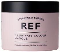REF Illuminate Colour Masque & Detangling Brush Geschenkset