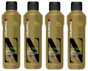 Goldwell Nectaya Entwickler Lotion