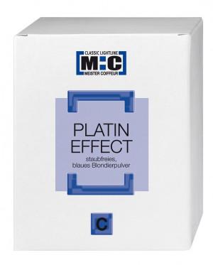 M:C Platin Effect C blau staubfrei Blondierpulver 100 g