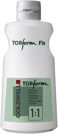 Goldwell Topform Fixierung 1:1 1000 ml