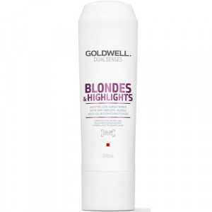 Goldwell Dualsenses Blondes & Highlights Anti Yellow Conditioner 200 ml