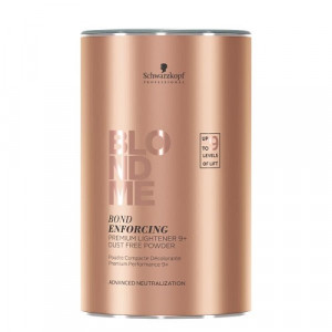 Schwarzkopf BlondMe Premium Lightener 9+ 450 g