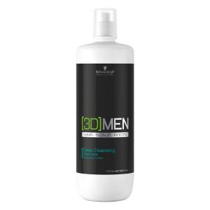 Schwarzkopf 3D MEN Tiefenreinigendes Shampoo 1000 ml