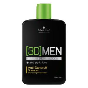Schwarzkopf 3D MEN Anti-Schuppen Shampoo