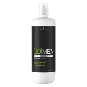 Schwarzkopf 3D MEN Anti-Schuppen Shampoo 1000 ml