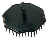 Comair Kopfmassagebürste schwarz