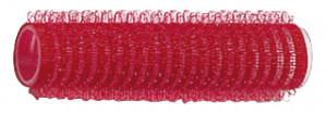 Comair Haftwickler Jumbo Ø 13 mm rot 12 Stück