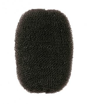 Comair Haarvollunterlage Voll-Unterlage schwarz 7 x 11 cm 14 g