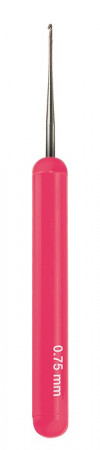 Comair Strähnennadel pink Ø 0,75 mm