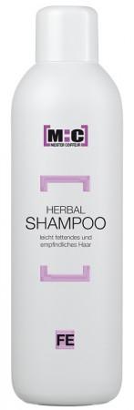 M:C Kräuter Shampoo 1000 ml für fettiges Haar