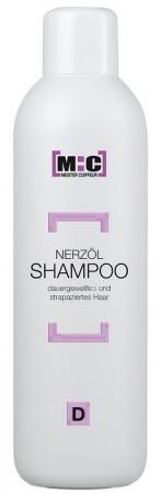 M:C Shampoo Nerzöl D dauergewelltes strapaziertes Haar 1000 ml