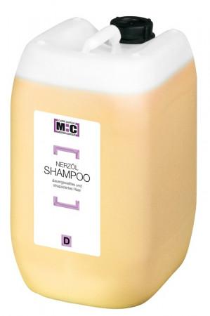 M:C Shampoo Nerzöl D dauergewelltes strapazietes Haar 5000 ml