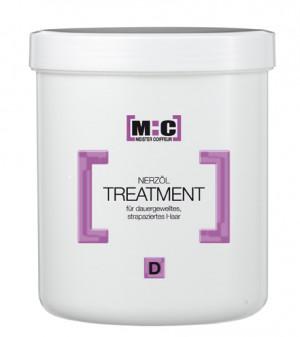 M:C Treatment Nerzöl D dauergewelltes strapaziertes Haar 1000 ml