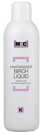 M:C Birch Liquid Haarwasser K durchblutungsfördernde Kopfhautpflege 1000 ml