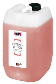 M:C Setting Lotion ES extra stark rot 5000 ml