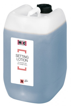 M:C Setting Lotion N normal blau 5000 ml