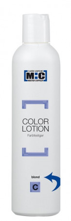 M:C Farb-Festiger Color Lotion C blond 250 ml