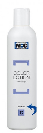 M:C Farb-Festiger Color Lotion C schwarz 250 ml