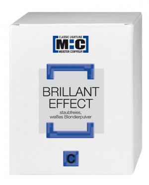M:C Brillant Effect Blondierpulver C weiss staubfrei 400 g