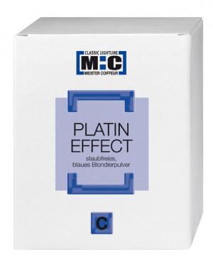 M:C Platin Effect C blau staubfrei Blondierpulver 400 g