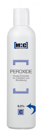 M:C Peroxide 6.0 % Entwickler C Flüssig-Entwickler 250 ml