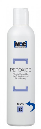 M:C Peroxide 12.0% C Entwickler Flüssig-Entwickler 250 ml