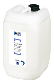 M:C Cream Oxidant 12.0 % Entwickler Creme-Entwickler 5000 ml