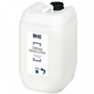 M:C Cream Developer 1.9 % Creme Enwtickler für Tönungen 5000 ml