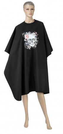 Comair Umhang Lady Skull schwarz Polyester