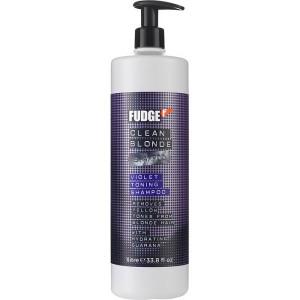 *Fudge Clean Blond Violet Toning Shampoo 1000 ml