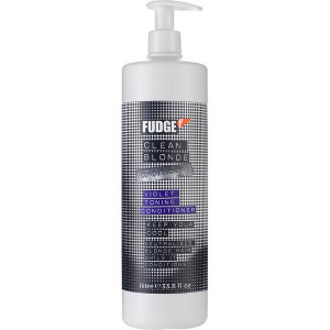 *Fudge Clean Blond Violet Toning Conditioner 1000 ml
